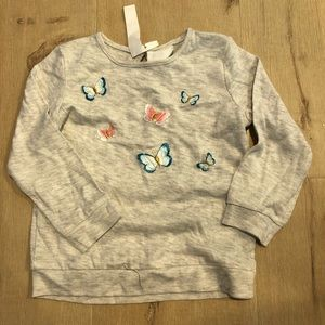 Adorable/ Soft butterfly sweater